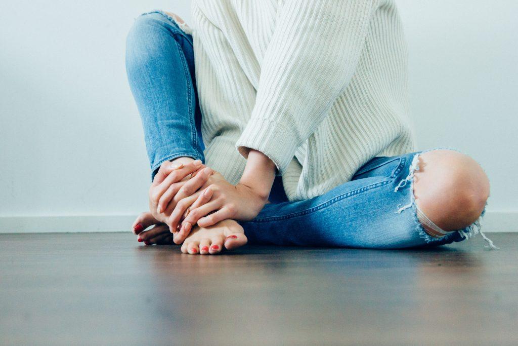 Rusteloze benen